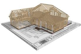 3d Home Architect Design Online Show Pdf Underlay In Realistic Or Shaded Mode When Plotted