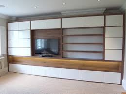 Northaw Contemporary Fitted Furniture Contemporary Living Room - Contemporary fitted living room furniture