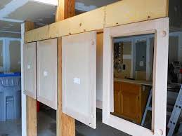 How To Install Cabinet Doors by Hanging Cabinet Doors Storypiece