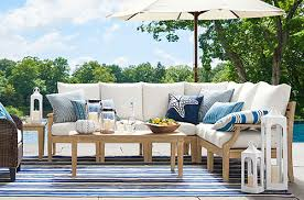 Pottery Barn Patio Furniture Outdoor Furniture Collections Pottery Barn