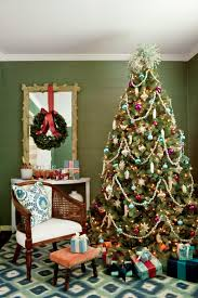 Country Homes And Interiors Christmas by Christmas Tree Decorating Ideas Southern Living