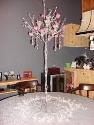 Photo Tree Centerpiece by My Diy Crystal Tree Centerpiece Weddingbee Photo Gallery
