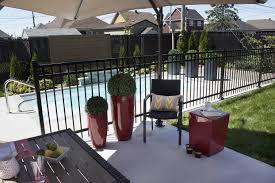 Gardening Zones Usa - outdoor artificial boxwood ball in black planter 3 5 u0027 u0027garden