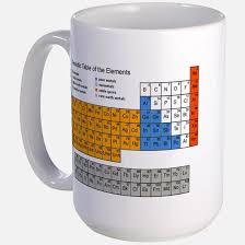 Periodic Table Mug Chemical Engineer Mugs Cafepress