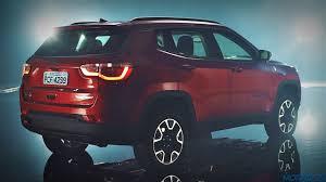 jeep compass 2017 trunk 2017 jeep compass design review u0027chota cherokee u0027 motoroids