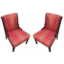 Striped Slipper Chair Best Striped Slipper Chairs Products On Wanelo