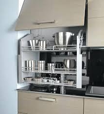 rangement coulissant meuble cuisine placard cuisine coulissant agrandir la solution rangement pour