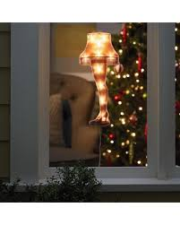 a christmas story leg l lights new savings are here 50 off a christmas story light up leg l dã