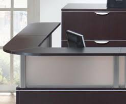 Stand Up Reception Desk New U0026 Used Office Furniture Liquidators Madison Wi