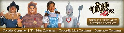Wizard Oz Halloween Costumes Adults Wizard Oz Costumes