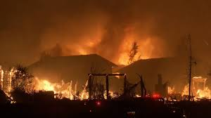 Wildfire California Video by California May Allow Inmate Firefighters With Violent Pasts Nbc News