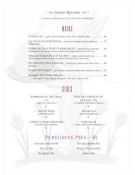 pages menu template template dinner menu template
