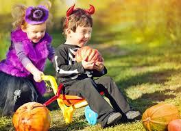 fun diy backyard games for your halloween party