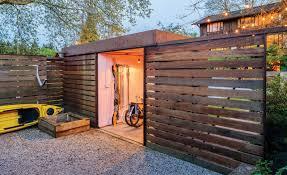 Backyard Gear Stylish Urban Garden Sheds Seattle Met