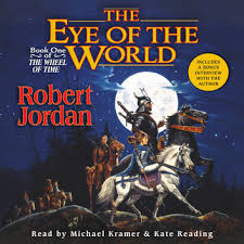 the eye of the audiobook by robert 9781593974558