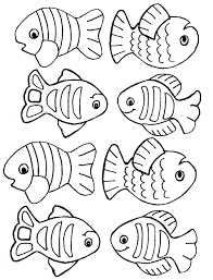 small fish coloring pages click to see printable version of
