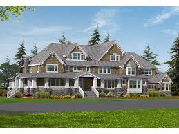 luxury craftsman style home plans house plan 071d 0212 craftsman luxury and dining room office