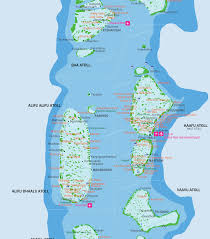 Define Political Map Maldives Map With Resorts Airports And Local Islands 2017