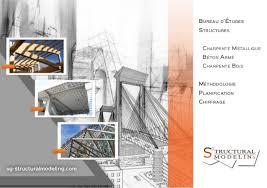 bureau d étude béton armé plaquette bureau etudes structures sg structural modeling