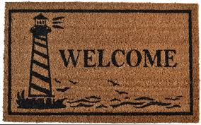 24 X 72 Rug Nautical Rugs For Decorating Home With Beach Theme