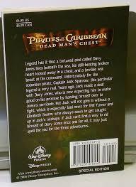 pirates caribbean dead man u0027s chest jr