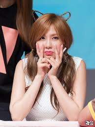 hayoung maknae apink fanmeeting cute apink pinterest