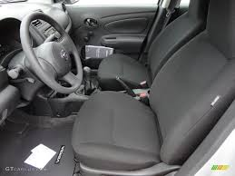 2012 Nissan Versa 1 6 S Sedan Interior Color Photos Gtcarlot Com