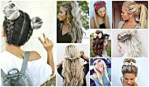 2017 teen hairstyles 20 plus new hair ideas for teens youtube