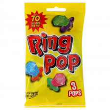 ring pop ring pops assorted flavors 3 0 5 oz 14 g pops 1 5 oz