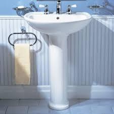 24 inch pedestal sink cadet 24 inch pedestal sink american standard bathroom sinks