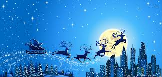 santa s route around the world and other festive