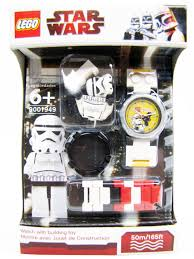lego star wars stormtrooper minifigure watch new time 9001949 my