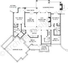 bungalow house plans with basement nantahala bungalow small cottage design ranch house plans