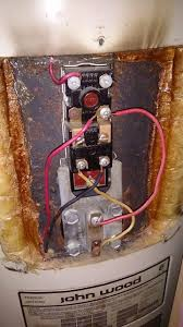 electrical is this electric water heater wiring correct home