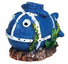 aerating ornaments for aquariums