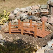 wooden garden bridge model kmg100858 wp garden