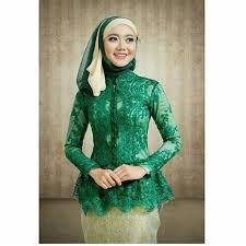 model baju kebaya muslim model baju muslim untuk acara pesta