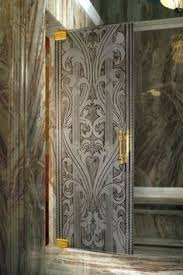 etched glass shower door designs gorgeous etched glass shower door entryways u0026 foyers pinterest