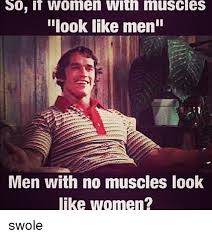 Muscle Memes - 25 best memes about women with muscle women with muscle memes
