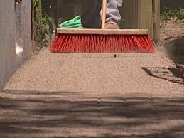 Sand For Brick Patio by How To Install A Paver Sidewalk How Tos Diy