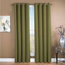 Sage Green Drapes Blackout Green Curtains U0026 Drapes Window Treatments The