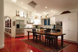 kitchen carpet ideas pros and cons of a carpet in the kitchen