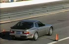 porsche 944 road test 1989 porsche 944 turbo s test drive