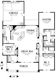 house plans with master on main home design lth016 steel frame kit