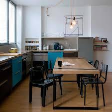 cuisine rectangulaire amenager une cuisine en longueur 2017 et amenagement