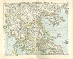 Map Of Greece And Surrounding Countries by Map Of Ancient Greece And Surrounding Countries You Can See A
