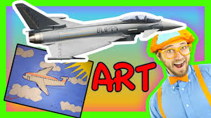 crafts for kids airplanes for children youtube