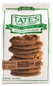 tate s cookies where to buy tates bake shop gluten free chocolate chip cookies 7 oz