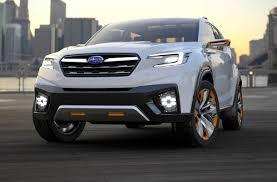 subaru tribeca 2016 subaru viziv future concept subaru pinterest subaru and cars