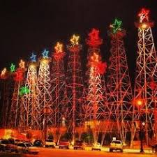 christmas lights longview tx oil derricks in kilgore texas oilfield pinterest oil my mom